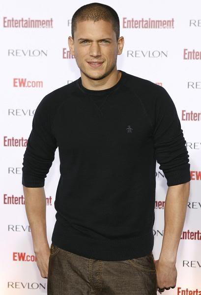 Wentworth Miller - Actor, Model Wentworth-miller1