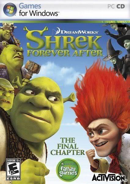 حصريا لعبة المغامرات الجميلة جدا 2010 Shrek Forever After بنسخة ريباك مضغوطة بحجم 1.7 جيجا فقط وعلي أكثر من سيرفر 24eur04