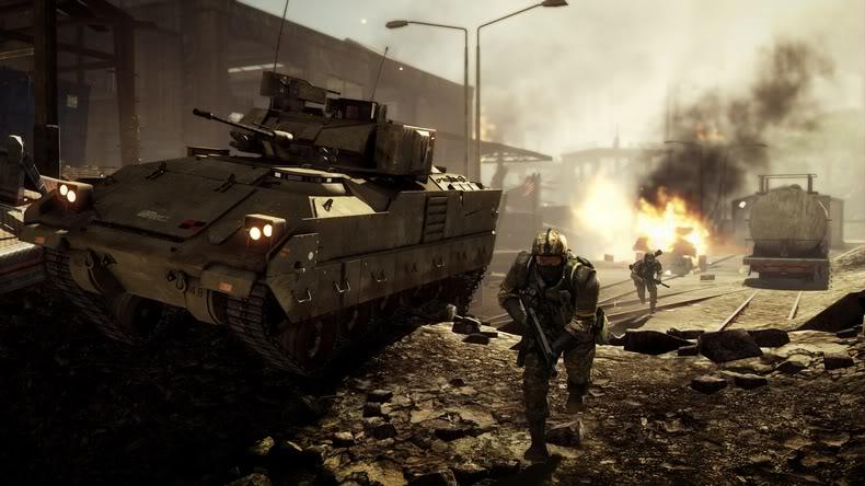 لعبة الاكشن والحروب الرهيبة Battlefield : Bad Company 2 نسخة فل ريب بمساحة 1.7 جيجا على عدة سيرفرات Aea2972d79