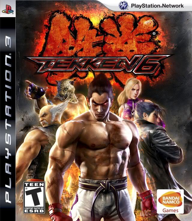 Tekken 6  playstation3 928302_67359_front