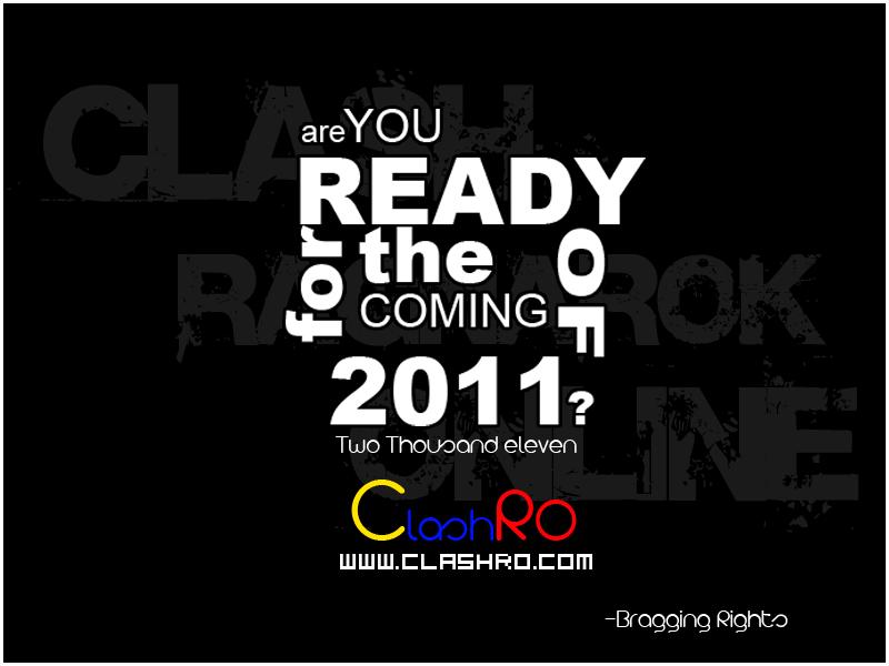 Happy New Year ClashRO! (My Gift for ClashRO) 3rd