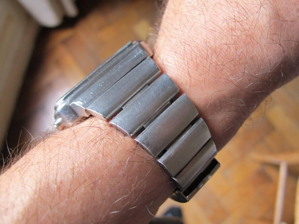 Bracelet d'Oméga Montréal. IMG_0007-3