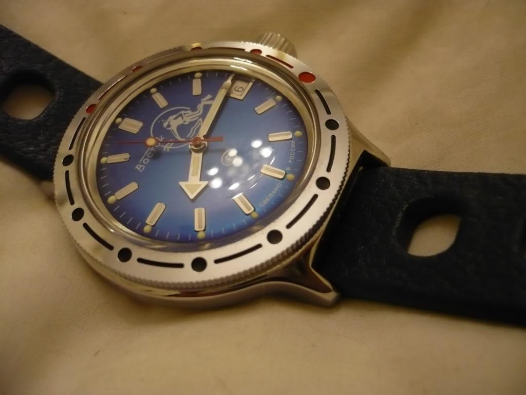 vostok - Bracelet Vostok Amphibia Ministry: Remplacement  P1020669