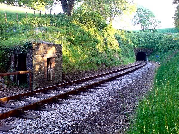 Greenway Tunnel - Torbay, Devon - May 2010 A
