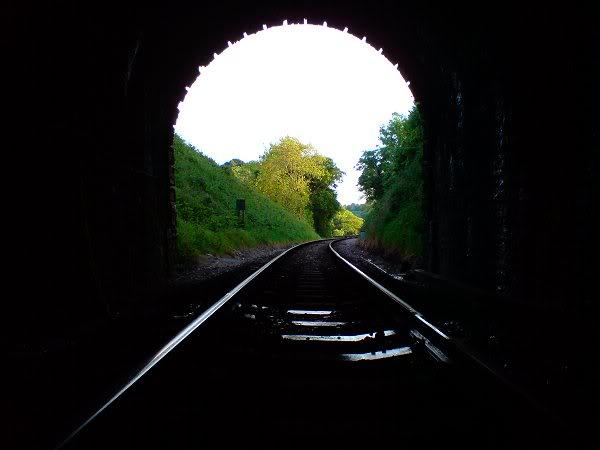 Greenway Tunnel - Torbay, Devon - May 2010 F