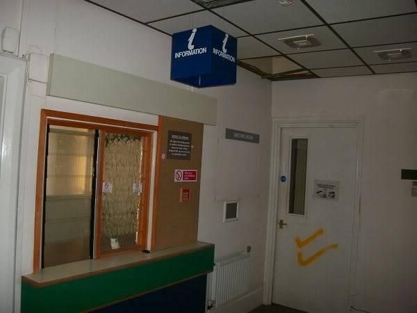 Newton Abbot Hospital - August 2010 C16