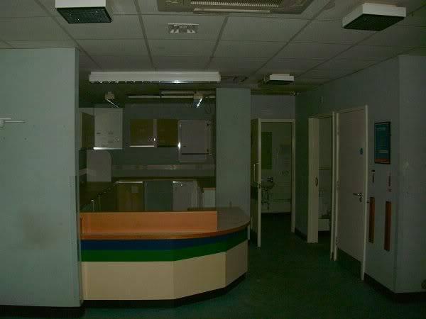 Newton Abbot Hospital - August 2010 C25
