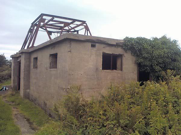Swansea Bay WWII Radar Station - August 2010 1