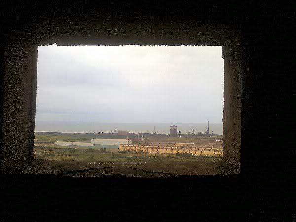 Swansea Bay WWII Radar Station - August 2010 4