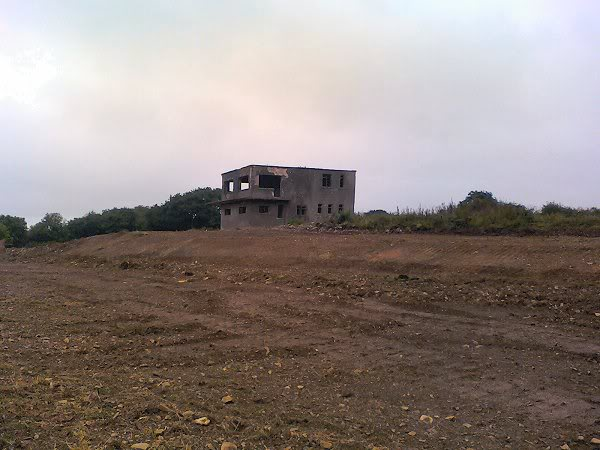 WWII Airfield Control Tower - Winkleigh, Devon - August 2010 Wink11