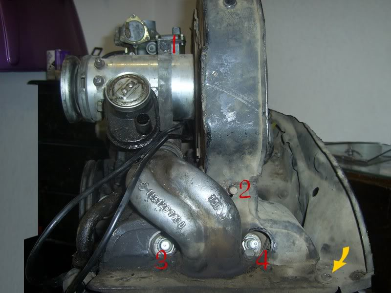 ARMA TU MOTOR EN RAT LOOK'ERS. (Vw air coled 1600) 006