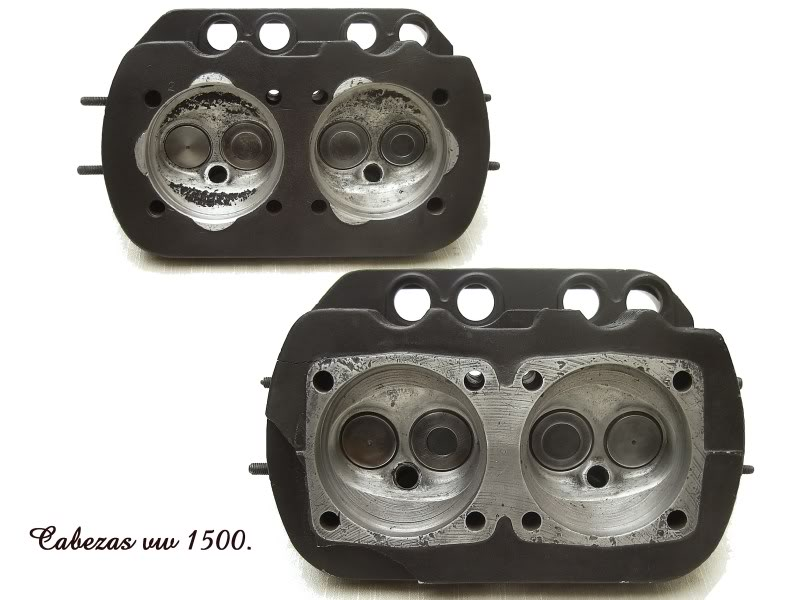 ARMA TU MOTOR EN RAT LOOK'ERS. (Vw air coled 1600) 63