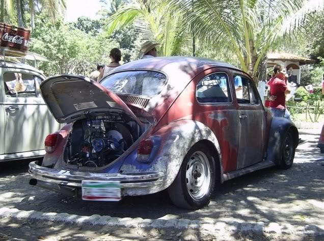 ARMA TU MOTOR EN RAT LOOK'ERS. (Vw air coled 1600) 76