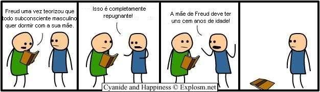 Explosm-BR - tirinhas engraçadas