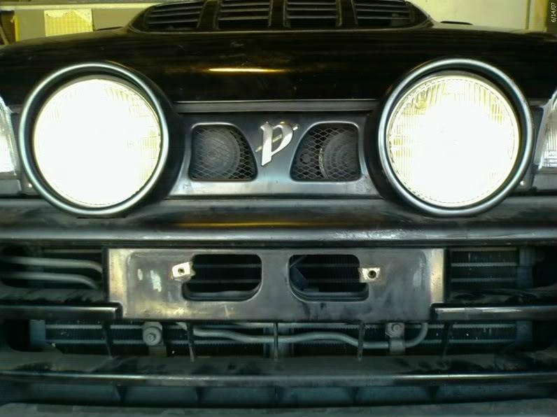 Nissan spotlight grill DC070614002
