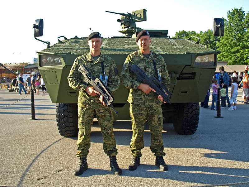armée Croate P5286733