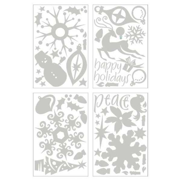 Swap de chipboards Basic Grey Holiday-Chipboard
