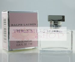 ORIGINAL MINIATURE PERFUME WITH BOX Rl_romance7ml1copy