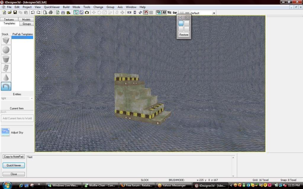 Forum Updates 3DEngine