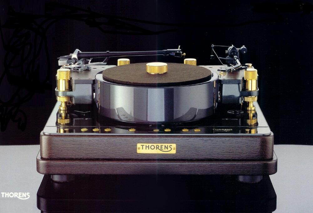 70s vs. 80s Thorens_Prestige