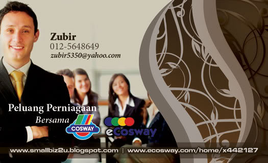 Cosway (M) Sdn Bhd Zubircard