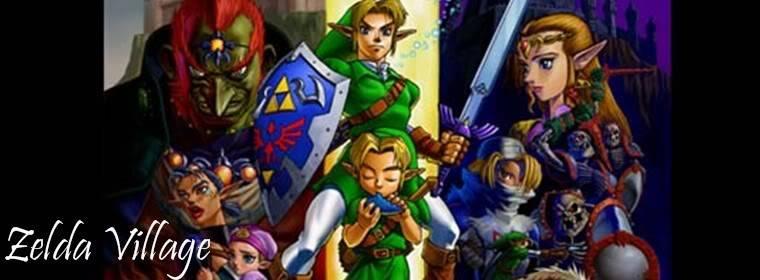 Zelda Village