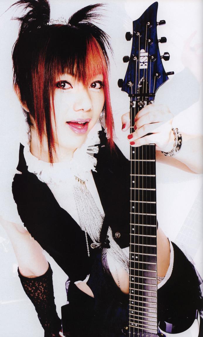 Megamasso!!!!!! Ayabie-Ryohei-Guitarist