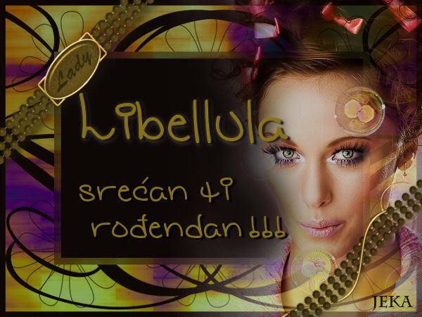 LIBELLULA SRECAN RODJENDAN !!! Libellula-