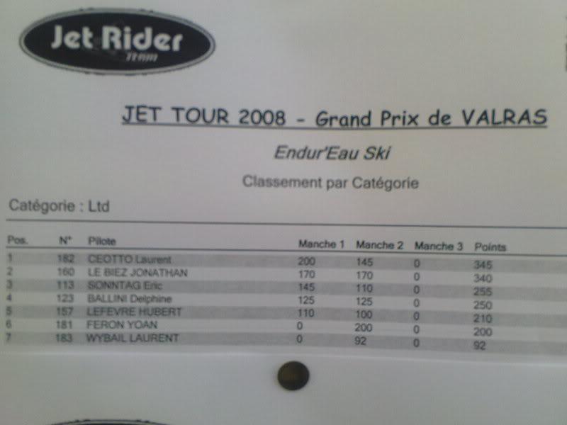 Valras 26-28 septembre 2008 Finale Championnat France DSC00427