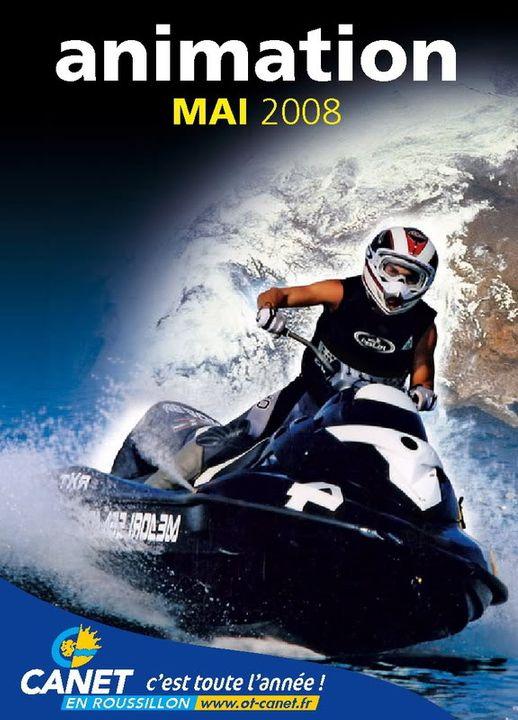 Canet en Roussillon 2008 Animat10