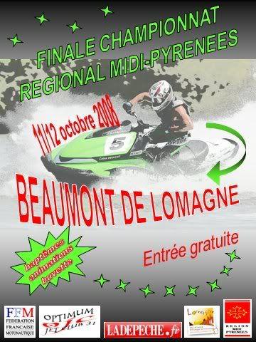 FINALE CHAMPIONNAT MIDI-PYRENEES Beaumont1