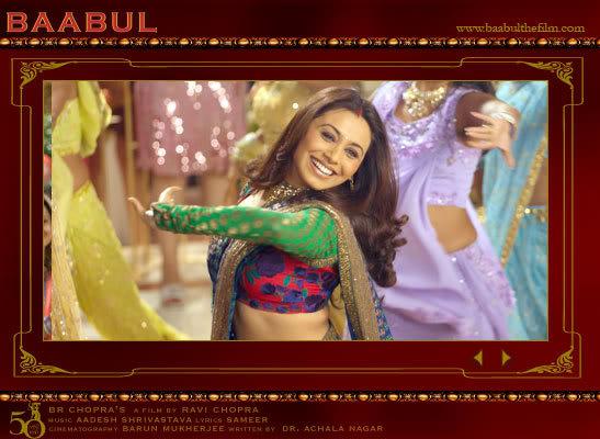 Рани Мукерджи / Rani Mukherjee - Страница 6 Babul3