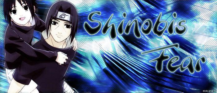 fan club huchiha ShinobiFearcopy