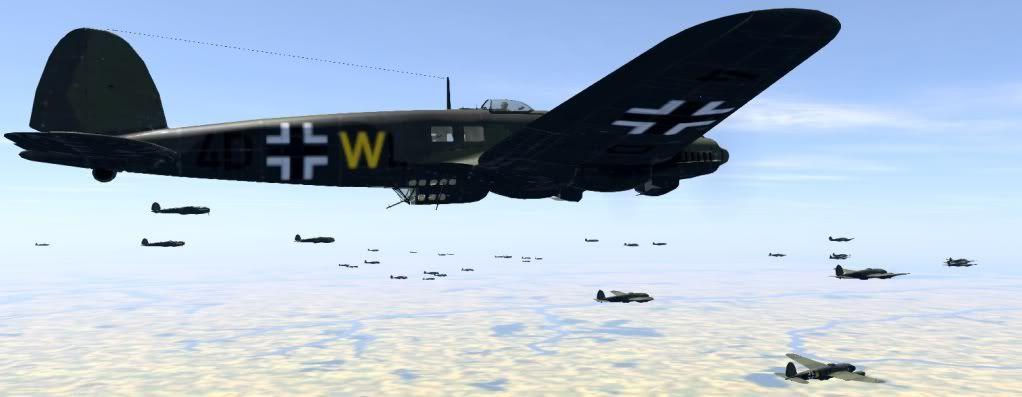 Storm of War Campaigns: Battle of Britian - Sneak Peek! Bombers