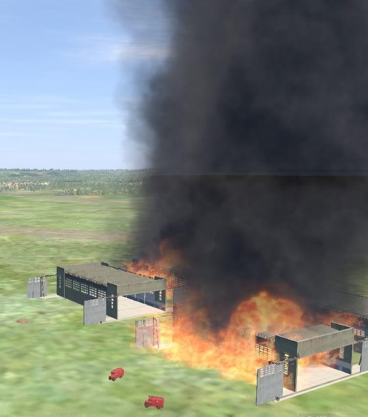 Storm of War Campaigns: Battle of Britian - Sneak Peek! Fire