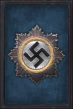 Virtual 5./JG27 & 9./ZG26 Roll of Honour GermanCrossGold2