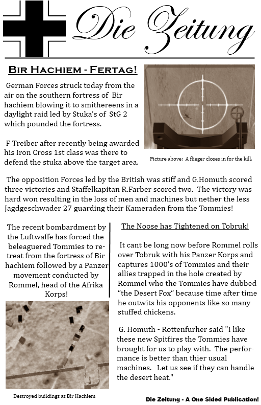 1st Nord Afrika Campaign News Nacpap9