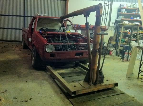 Project mTDi VW Caddy IMG_1814