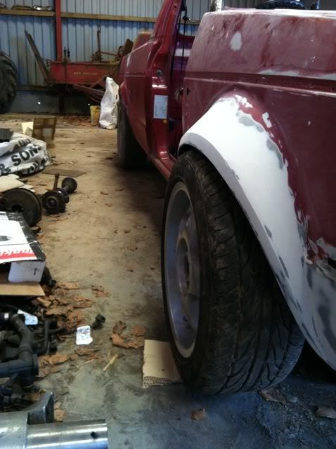 Project mTDi VW Caddy IMG_3040