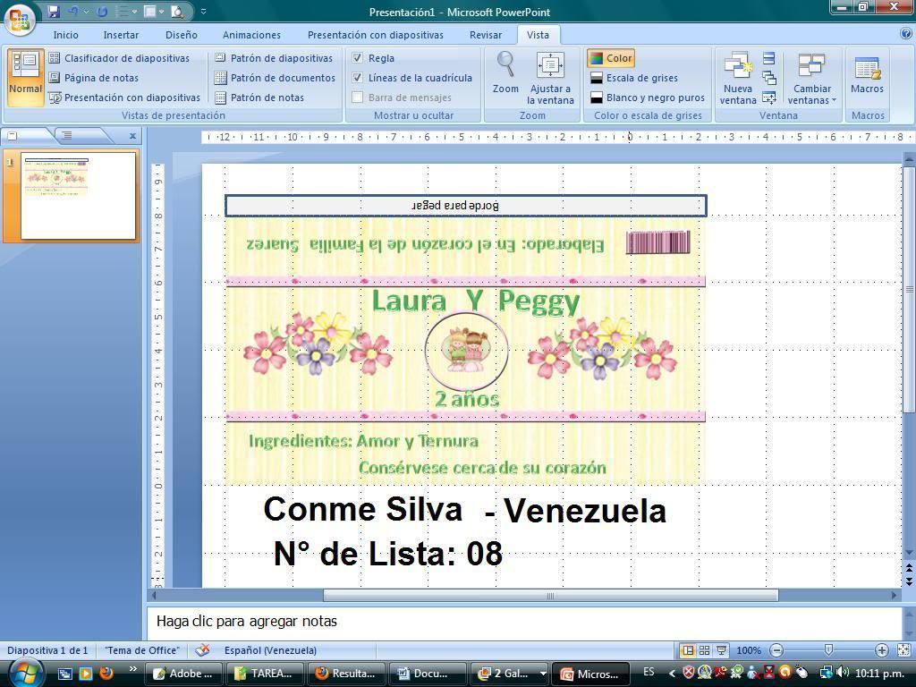 TAREAS DEL CURSO DE INVITACIONES CON POWER POINT - Página 11 CONME-Etiqueta_de_Chocolate