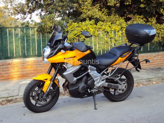 Pictures Kawasaki Versys with SHAD Motorcases 98406091518