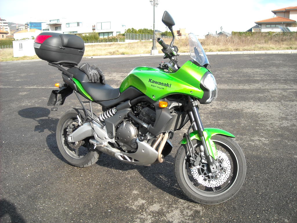 Pictures Kawasaki Versys with SHAD Motorcases Versys12ay8