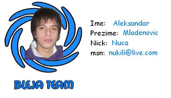 Bleja Team Nuki1