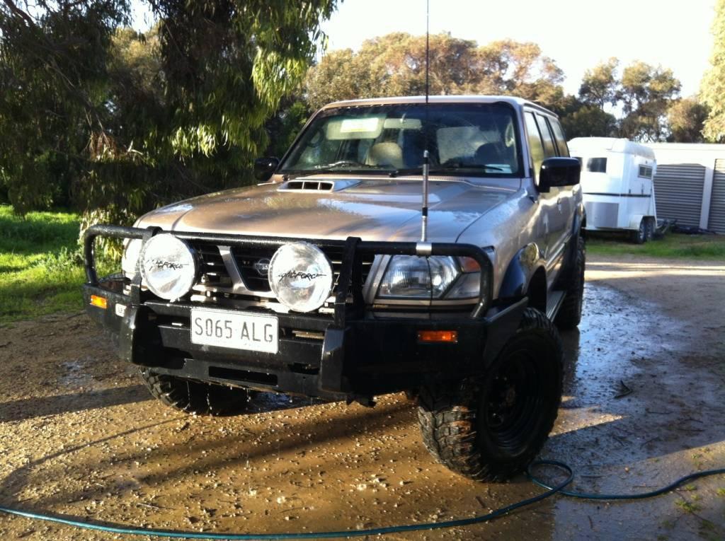 1999 GU Nissan Patrol  IMG_5977