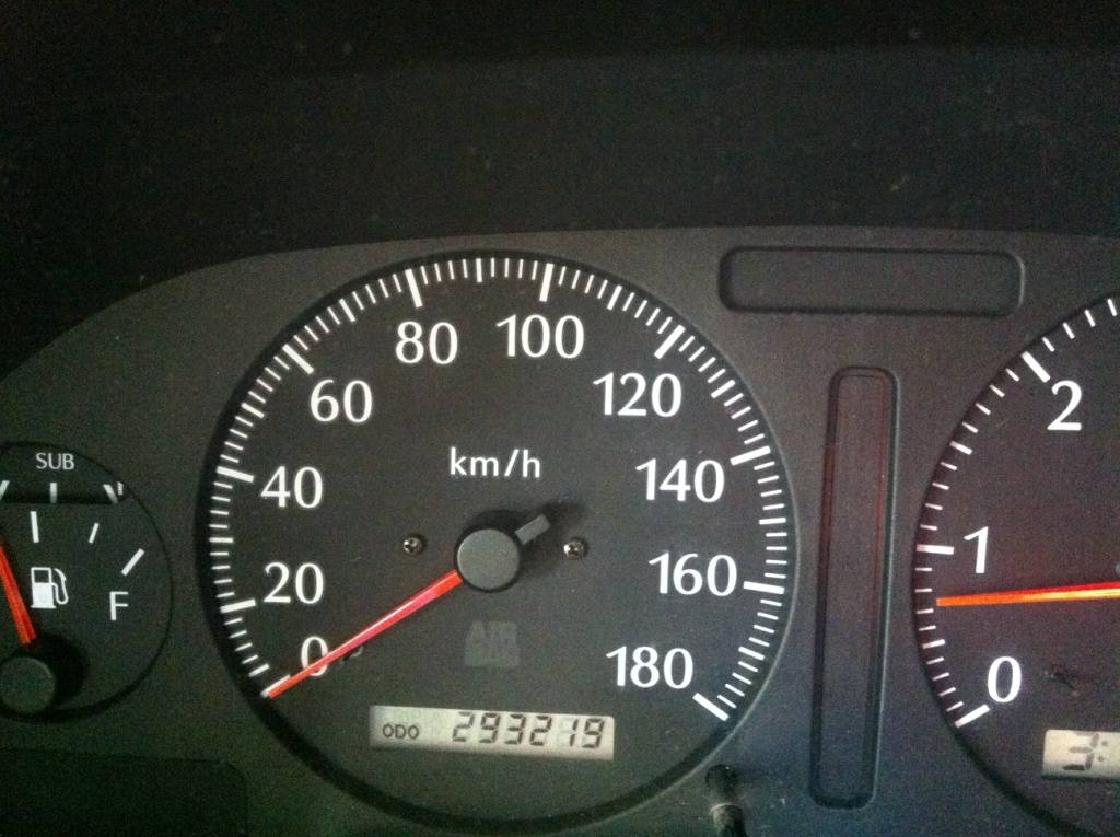 1999 GU Nissan Patrol  IMG_5982