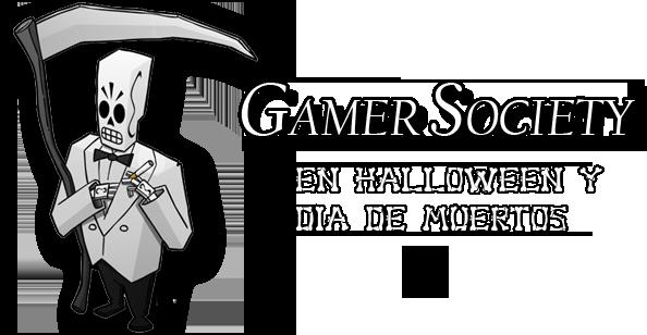 El Halloween y Dia de Muertos se acerca Logodiademuertos