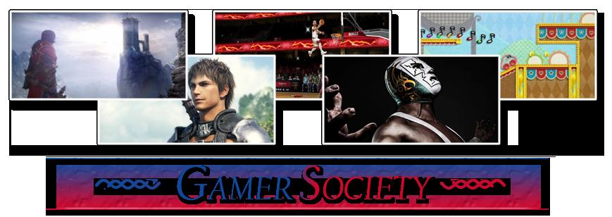 Gamer Society ya tiene identidad propia Logooctubrebueno