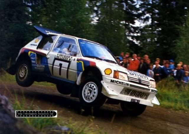 Peugeot 205 Turbo 16 E2. Ixo-Altaya. Juanh Racing Team 007  00-1