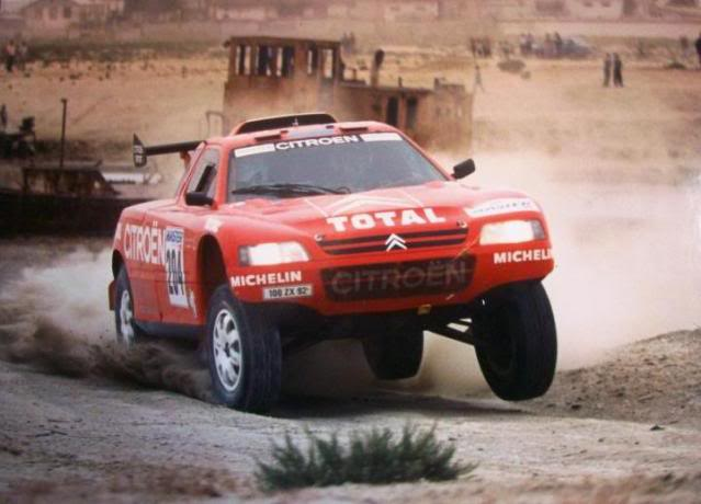 Citröen ZX Rallye Raid. Ixo-Altaya. Juanh Racing Team 005  011