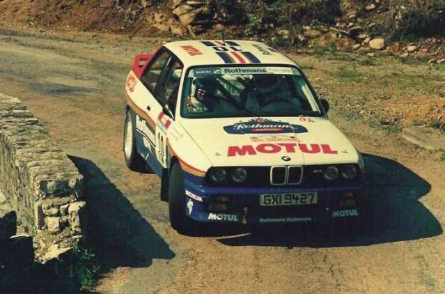 BMW M3 E30. Ixo-Altaya. Juanh Racing Team 011  03-3